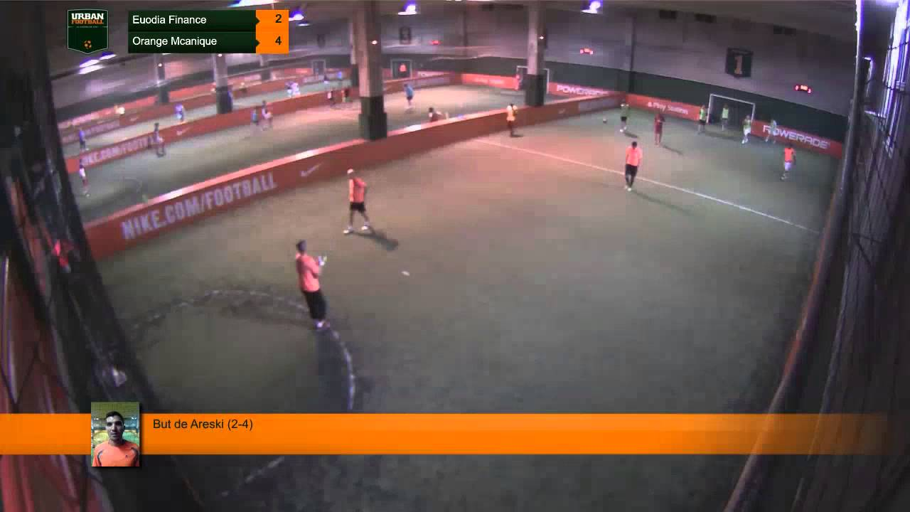 Download But de Areski (2-4) - Euodia Finance Vs Orange Mcanique - 29/09/15 22:00 - Puteaux Urban Football