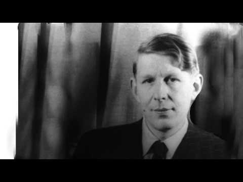 """""""Miss Gee""""  by W.H. Auden (read by Tom O"""