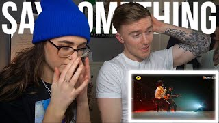 Introducing My Sister To KZ Tandingan! | Say Something - First Reaction!
