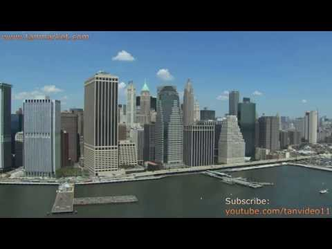 New York City Skyline Collage Video - youtube.com/tanvideo11