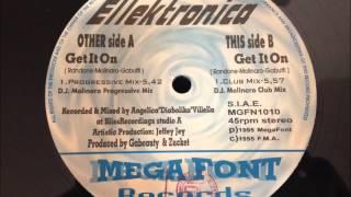 Ellektronica - Get It On