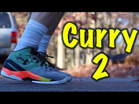 7ebf84ce9f84 Under Armour Curry 2 Performance Review  WearTesters - YouTube