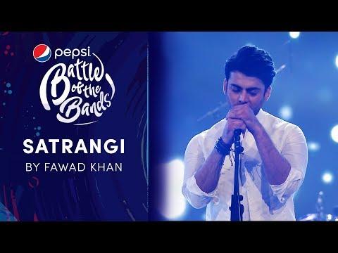 Fawad Khan | Satrangi | Episode 8 | Pepsi Battle of the Bands | Season 3
