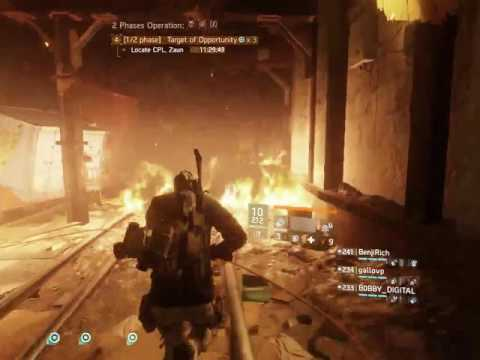 Running Heroic Underground Missions (w/ friends)