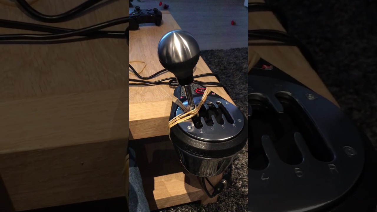 Simple Thrustmaster Th8a Handbrake Mod For Xbox One Dirt