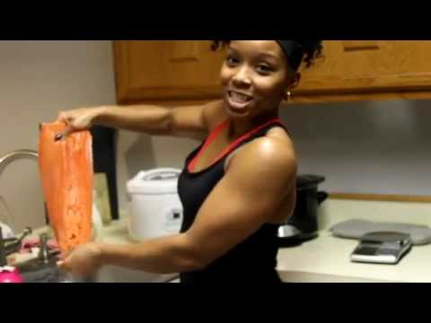 HOW TO COOK SALMON EASY & HEALTHY!