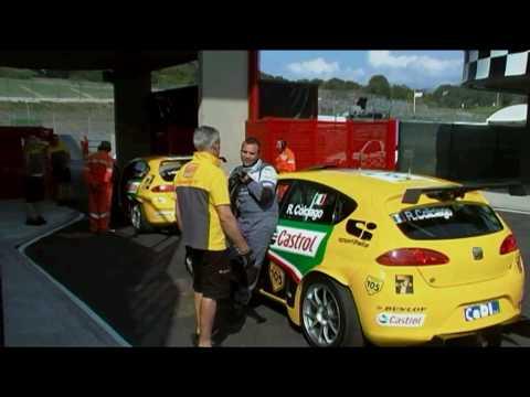 Seat Leon Turbo FSI: Roberto Colciago C.I.T.E. 1/3