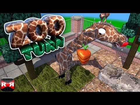 Zoo Turn (By Gamesmold) - iOS - iPhone/iPad/iPod Touch Gameplay