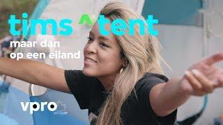 Jamie Li in Tims ^ tent: maar dan op een eiland