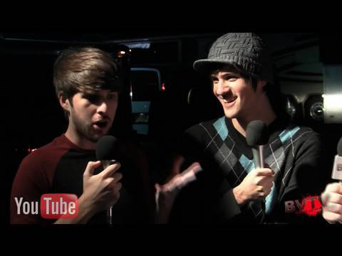 """Smosh Interview #3 - BVTV """"Band of the Week"""" HD"""