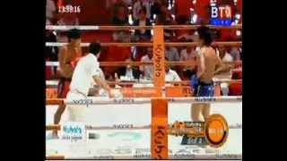 Khmer Boxing today