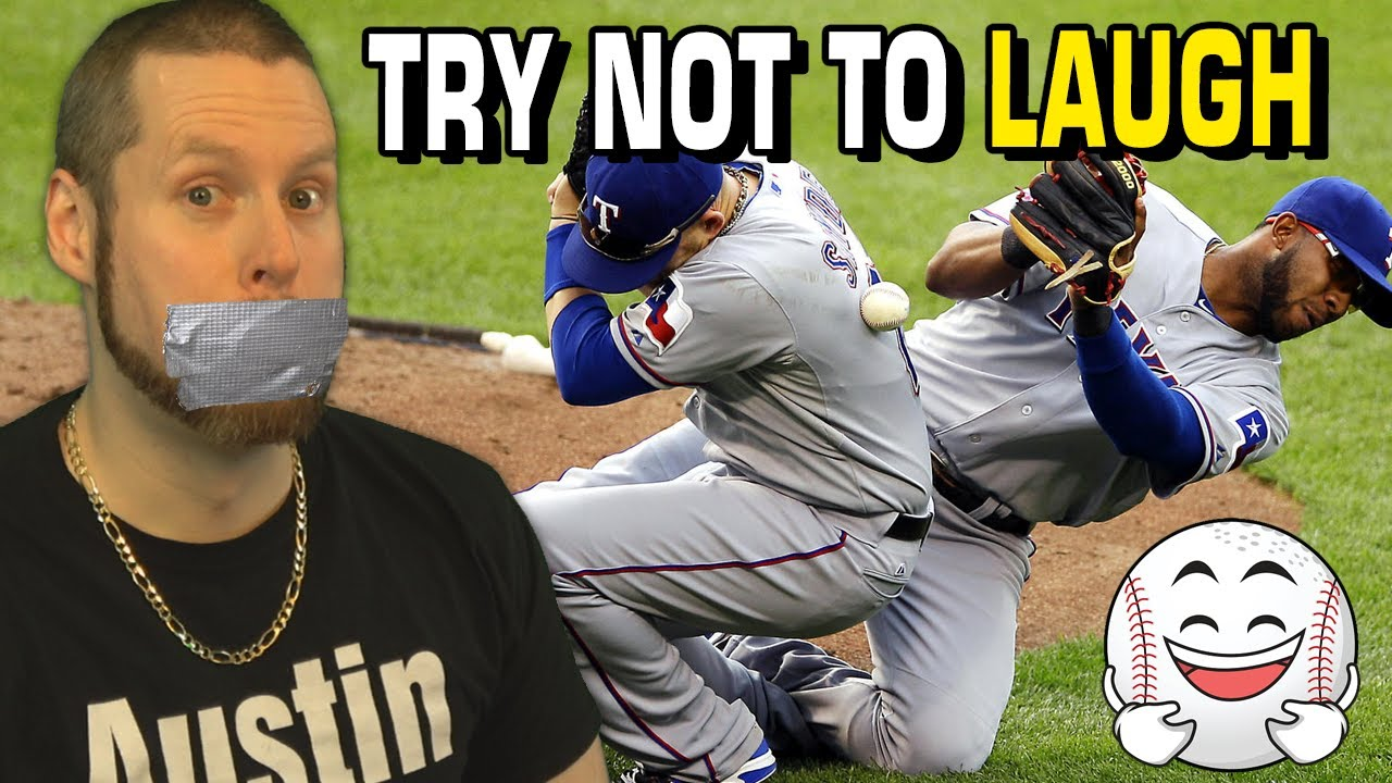 Try Not to Laugh: Baseball