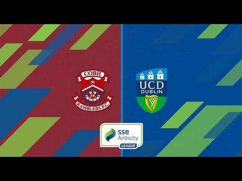 First Division GW11: Cobh Ramblers 0-6 UCD