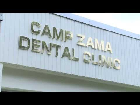 New Dental Clinic Opening Ceremony at Camp Zama