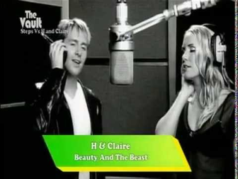 H and Claire - Beauty and the Beast Official Video