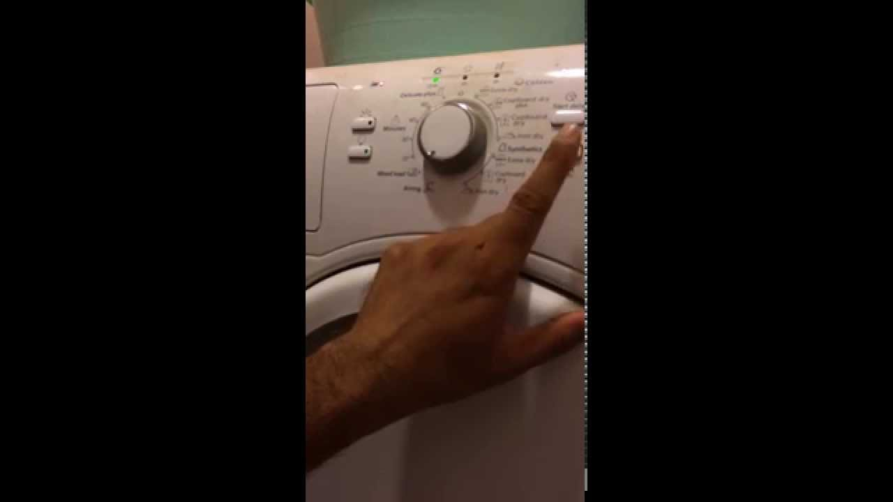 How to reset whirlpool dryer machine youtube - Whirlpool spulmaschine reset ...