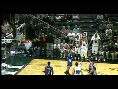 University of Hawaii Basketball Highlights