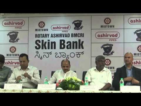 Bangalore gets its first skin bank