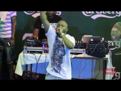 Cassper Nyovest - Doc Shebeleza (Live in Malawi)