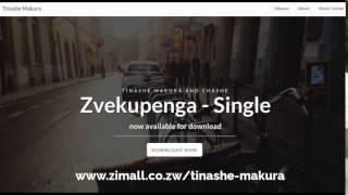 Tinashe Makura ft. Chashe - Zvekupenga (we go together)