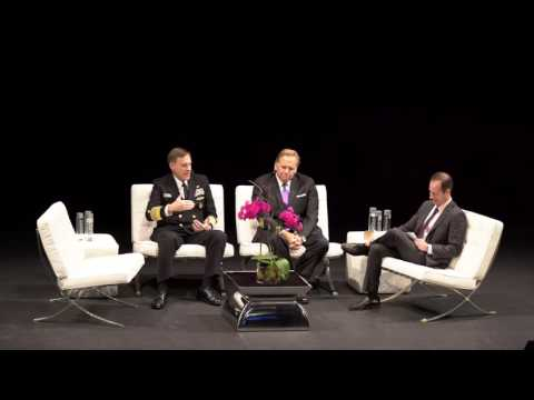 FedTalks 2016 - Admiral Mike Rogers & Congressman Mike Rogers