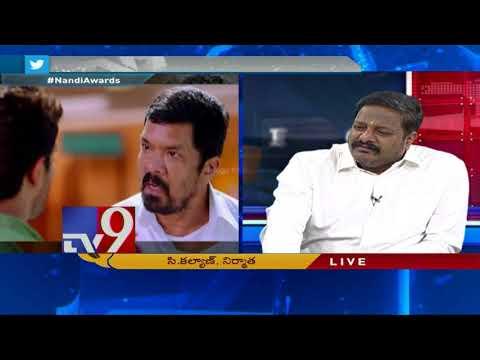 Big News Big Debate || C. Kalyan Vs. Nallamalupu Bujji on Nandi Awards || Rajinikanth TV9