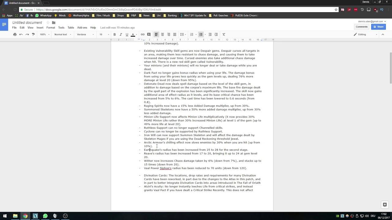 3.1] Patch Notes Zusammenfassung - War for the Atlas - Abyss League ...