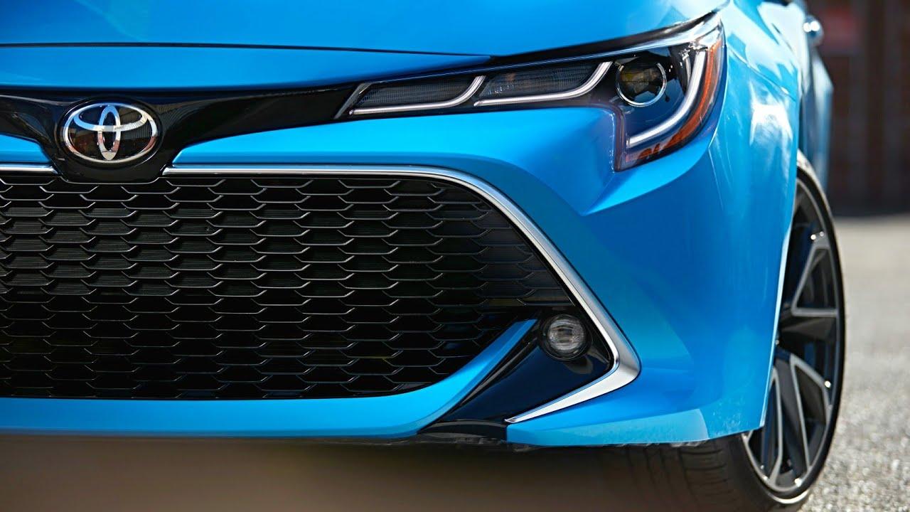 Toyota Corolla 2019 Youtube