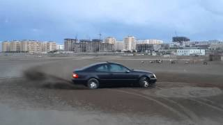Download CLK 230 compressor Drifting while ESP Off MP3 song and Music Video