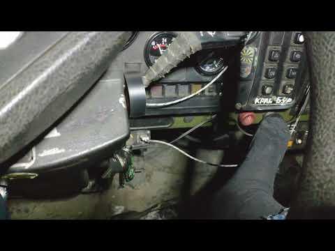 Пуск мотора в -18*, без ПЖД, с эфу.