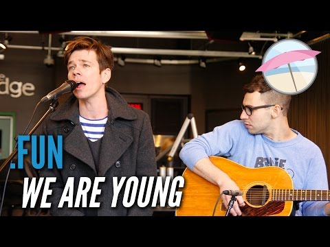 fun. - We Are Young (Live at the Edge)