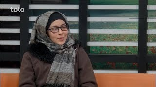 بامداد خوش - بخش سخن زن - الهام رحیمی محصل ادبیات و شاعر جوان