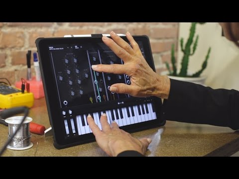 Introducing The Moog Model 15 App