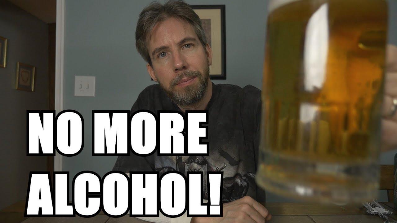 NO MORE ALCOHOL! ASMR & Non-Alcoholic Beer (#1?)