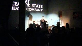 """""""Maybe This Time"""" at Ocean State Theatre Co.'s Piano Bar"""