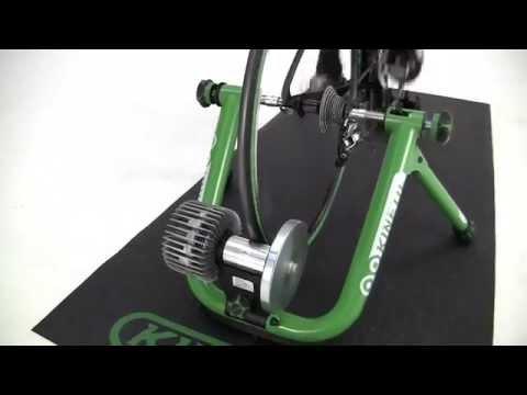 Kinetic by Kurt Road Machine 2.0 Indoor Stationary Bike Trainer - Key Features