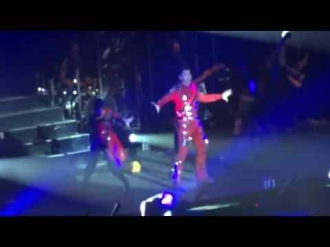 Wang Leehom 王力宏- Open Fire 火力全开 (London Concert O2 Arena 2013)