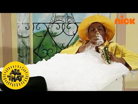 Kenan Thompson On Pierre Escargot | All That Reunion | The Splat