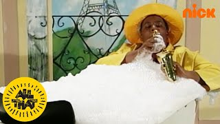 kenan thompson on pierre escargot   all that reunion   the splat