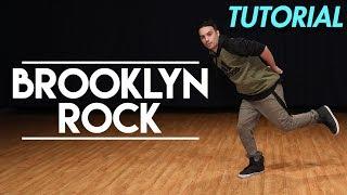 Toprock Tutorial - Jak wykonać  Brooklyn Rock
