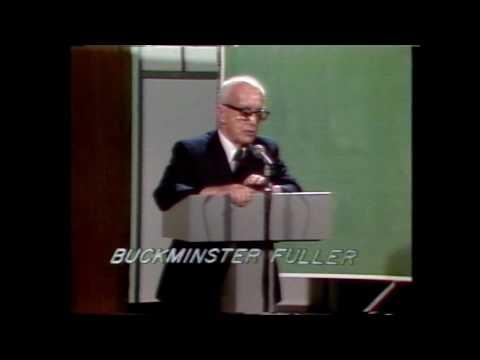 Buckminster Fuller - Bartlett Lecture (1972)