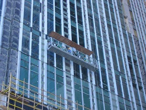 Suspension Platform/ Construction Hoist/ Building Hoist /Personnel and Material hoist