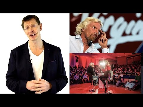 What Richard Branson Taught Me About Business