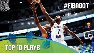 Top 10 Plays - 2016 FIBA Olympic Qualifying Tournament - Manila
