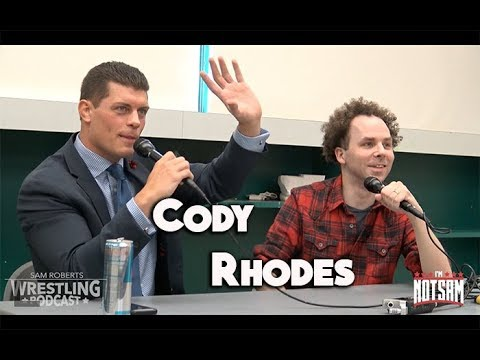 Cody Rhodes - Leaving TNA, ROH, Revival, New List, etc - Sam Roberts LIVE