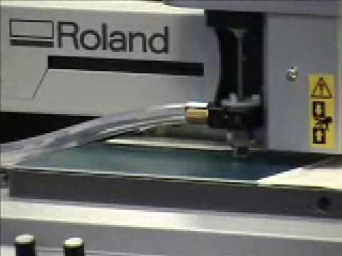 roland dr engrave software
