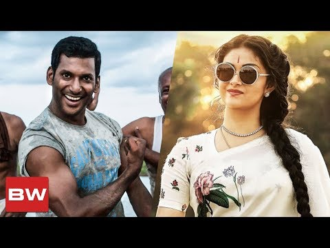 Vishal & Keerthy Suresh Excites Chennai BO this Week