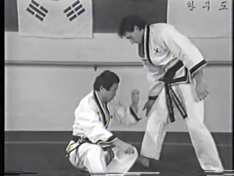 Korean Martial Arts Old Video Hanmudo Dr He Young Kimm, Hapk