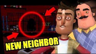 NEW NEIGHBOR COMING | Hello Neighbor Mod