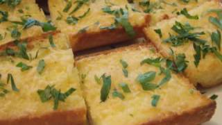 Garlic Bread Recipe - Aioli Garlic Bread